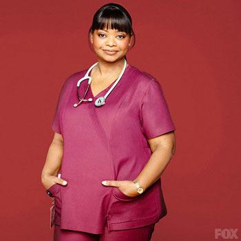 Octavia Spencer as Nurse Jackson