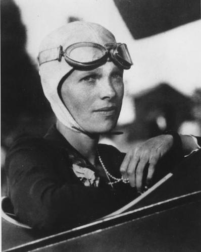 Amelia Earhart's disappearance remains a mystery!