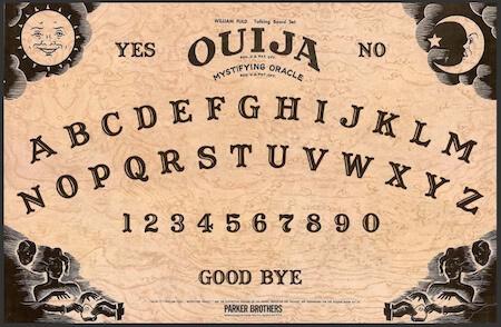 Ouija Brett Online