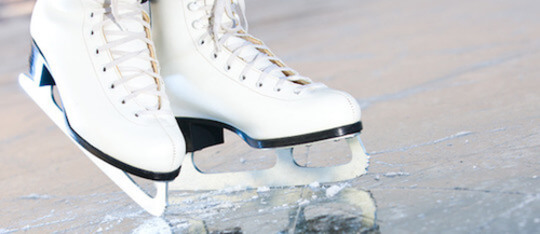 Learn all about ice skating with Kidzworld!