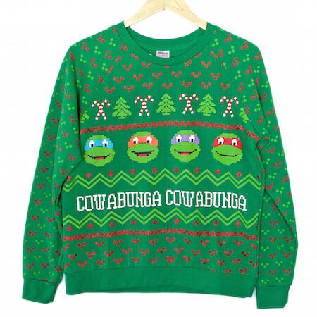 Cowabunga! Who doesn't love the Teenage Mutant Ninja Turtles?