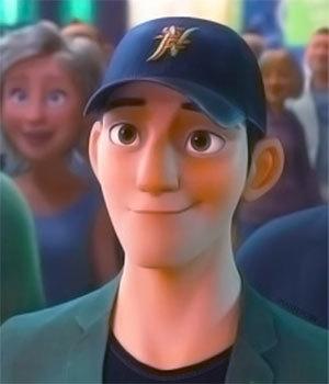 Tadashi is proud of Hiro