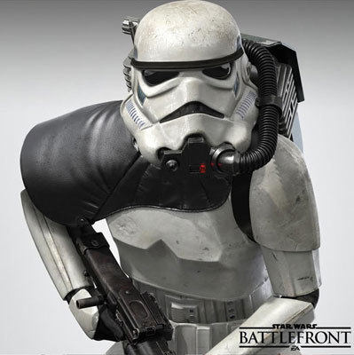 Will the Star Wars Battlefront news eclipse the trailer for the new film?