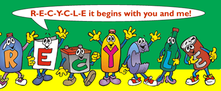 Start recycling today!