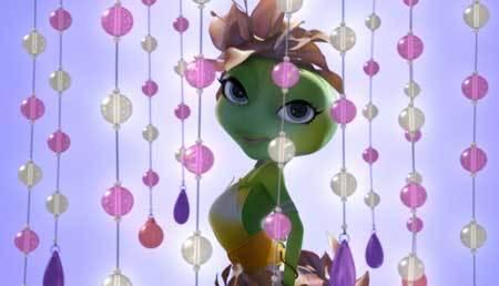 Bella Thorne as Princess Froglegs