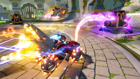 Check out Hot Streak, one of the new land vehicles