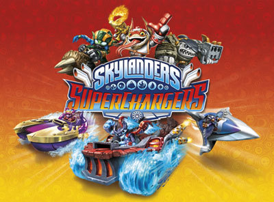 Check out the brand new Skylanders game!
