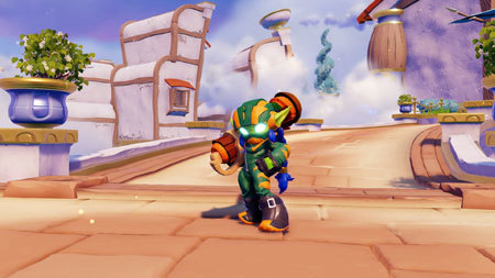 Old favorite Stealth Elf is upgraded with new weapons and attacks for the new game