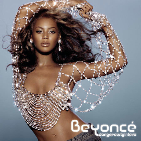 Beyonce's Dangerously in Love Album Cover