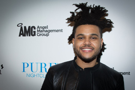 The Weeknd was featured on The Hunger Games: Catching Fire Soundtrack