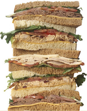Which kind of sandwich is your favorite?