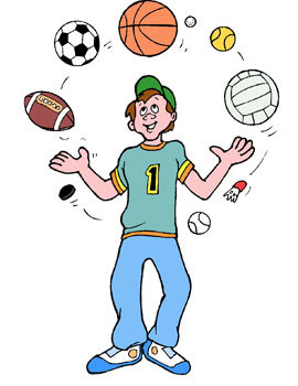Talk to your PE teacher to find out what team is best for you