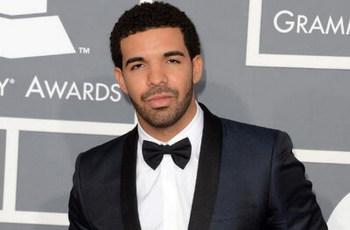 Drake at the Grammy's