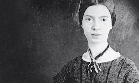 19th century poet Emily Dickinson's work is still taught in schools today