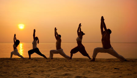 Find what yoga class is best for you