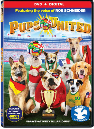 Pups United DVD Cover