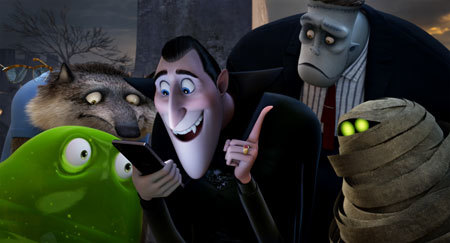 Drac and monster pals hatch a plan