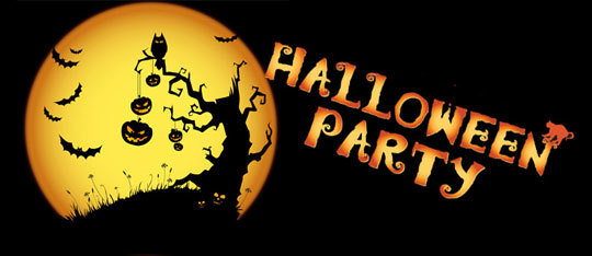 Feature halloween party feat