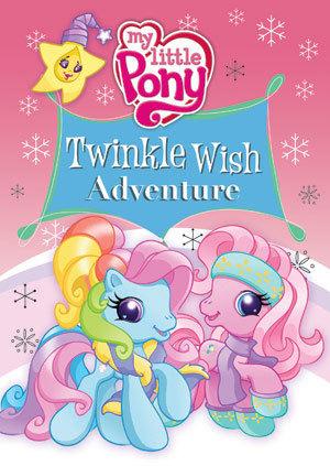 My Little Pony Twinkle Wish Adventure DVD
