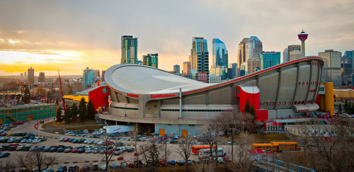 Sports Venues - Pengrowth Saddledome