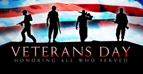 Veterans Day celebrates soldiers who fought, and still fight, everywhere