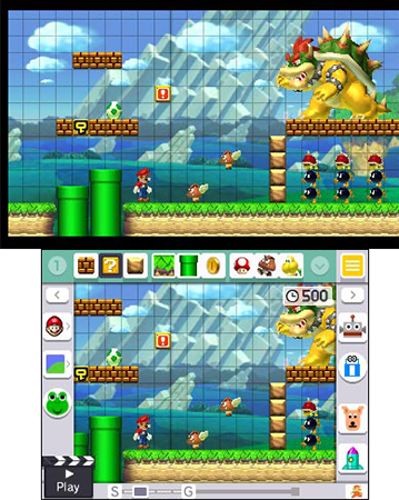 New Super Mario Bros graphical style and controls feel the most modern.