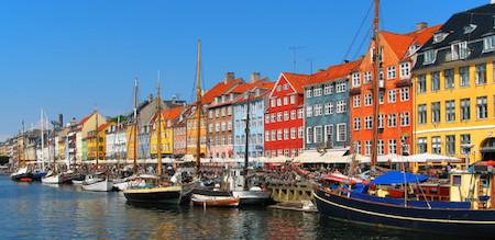Denmark is considered a part of Scandinavia.
