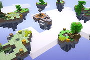 Preview minecraft skywars preview