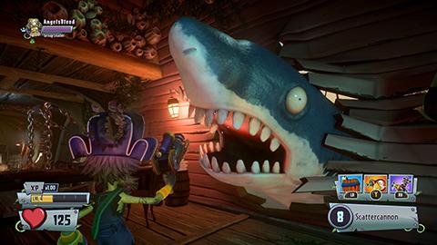 Children's games: Plants vs Zombies: Garden Warfare 2 Game