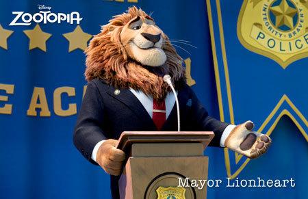 Mayor Lionheart