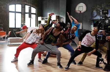 The SwitchStep dance crew
