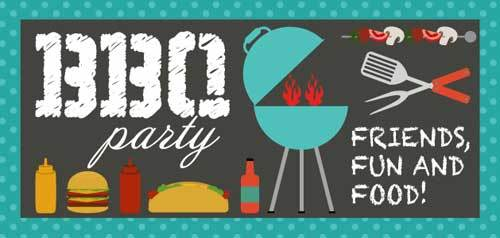 End of School Year BBQ Party!