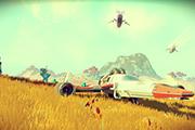 Preview preview no man's sky ship planet