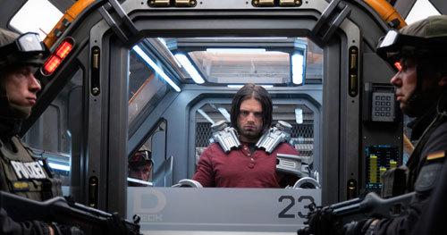 Trapped Buckey aka Winter Soldier