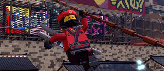 Feature feature lego ninjago movie video game review
