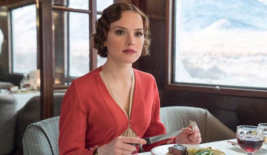 Daisy Ridley as Mary Debenham