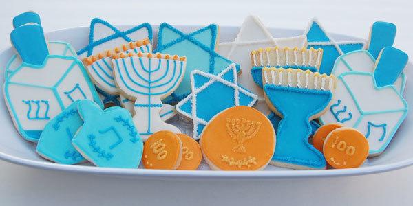 Hanukkah Cookies!