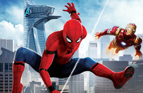 Preview spiderman homecoming pre