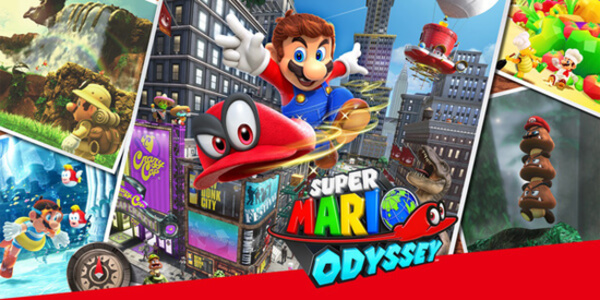 Feature super mario odyssey feat