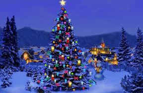 Preview christmas tree pre