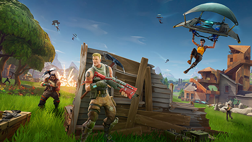 Fortnite's inclusion of a free-to-play mode won over millions of players.