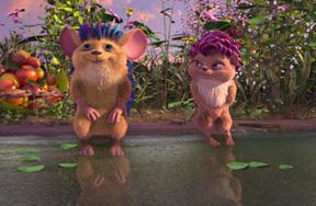 Preview hedgehogs movie review pre