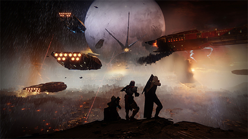 Destiny 2, an online heavy game, is still getting new content.