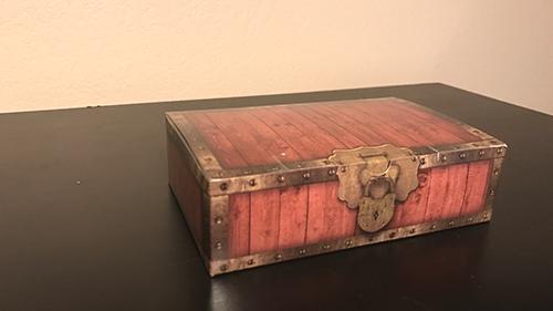 The box of Rupee Soap.
