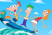 Preview phineas and ferb pre