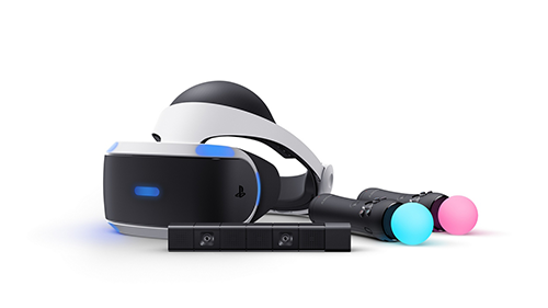 PlayStation 4 Pro pairs well with PlayStation VR.