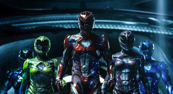 Rangers finally morph into their armor