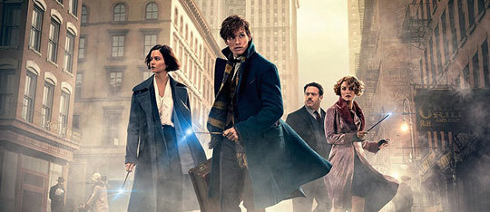 Feature fantastics beasts where to find feat