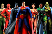 Preview justice league heroes pre