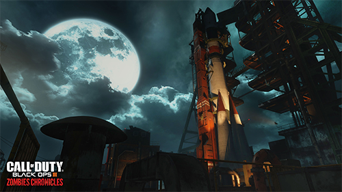 The original Black Ops' Ascension map makes a return.